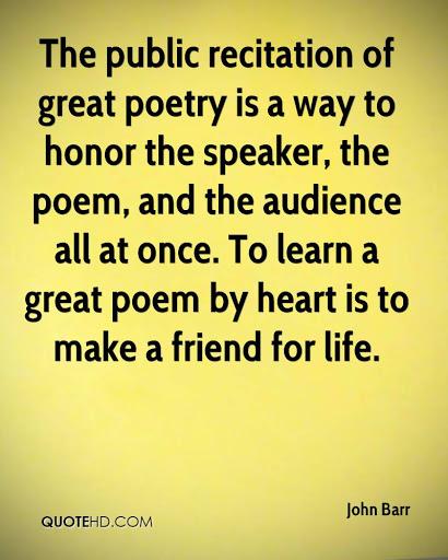 poemrecitation