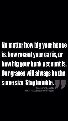 humility